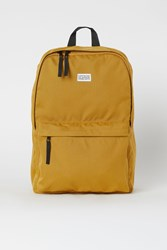 Handm H M Backpack Yellow