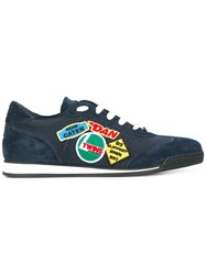 Dsquared2 New Runner Sneakers Blue