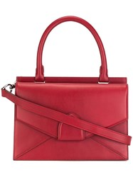 Bertoni 1949 Small 'Dafne' Tote Red