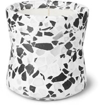 Tom Dixon Materialism Terrazzo Scented Candle Colorless