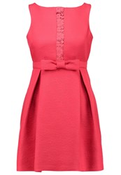Miss Selfridge Petite Summer Dress Coral