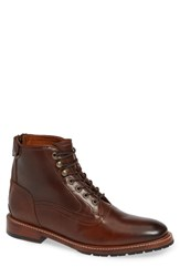 Ariat Fairfax Plain Toe Boot Brown Leather