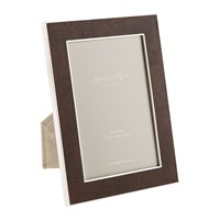 Addison Ross Coffee Faux Snake Photo Frame 4X6