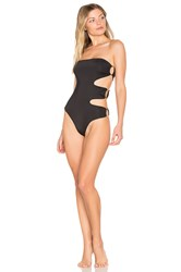 Blue Life Jane One Piece Black