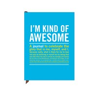 Knock Knock Inner Truth I'm Kinda Awesome Journal