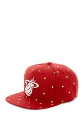 Mitchell And Ness Heat Starry Night Glow In The Dark Snapback Black