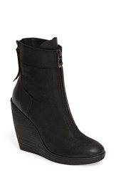 Dolce Vita Women's Caden Zip Wedge Bootie
