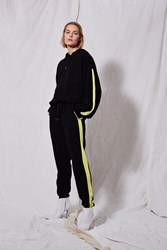 Topshop Sports Hoodies By Boutique Black