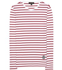 Burberry Pallas Heads Unisex Cotton Top Red