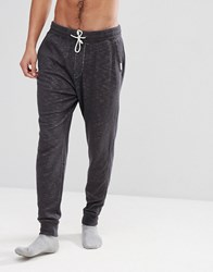 Abercrombie And Fitch Lounge Cuffed Joggers In Phantom Grey