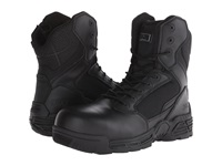 Magnum Stealth Force 8.0 Side Zip Composite Toe Black Men's Work Boots