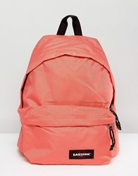 Eastpak Padded Pak R In Coral Electrifing Pink