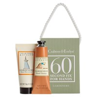 Crabtree And Evelyn Gardener's Mini 60 Second Hand Cream Fix Kit 50G