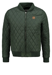 Urban Classics Diamond Light Jacket Olive