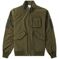Reebok X Beams Tactical Jacket Green
