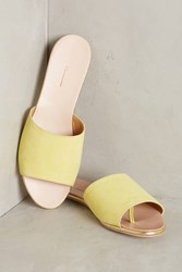 Anthropologie The Palatines Caelum Slides Gold