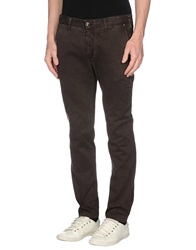 Betwoin Denim Pants Dark Brown
