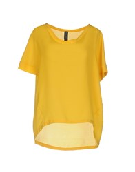 Nora Barth Blouses Yellow