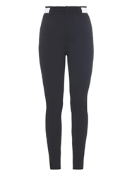 Givenchy Stretch Cotton Blend Trousers