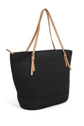 Magid Double Handle Tote Black