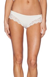 Only Hearts Club So Fine Lace Hipster White