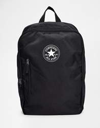 Converse Backpack With Vertical Zip Black
