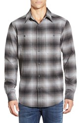 Men's Merrell 'Subpolar' Plaid Flannel Shirt Manganese