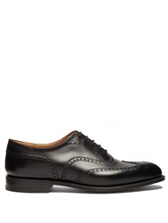 Church's Chetwynd Leather Brogues Black