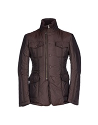 Peter Reed Jackets Dark Brown