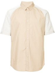 Guild Prime Color Block Shirt Nude And Neutrals
