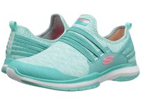 Skechers Burst Tr Turquoise Women's Shoes Blue
