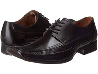 Giorgio Brutini 15900 Black Brush Off Goat Men's Lace Up Moc Toe Shoes