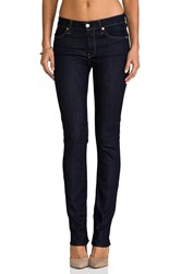 7 For All Mankind The Modern Straight Ink Rinse