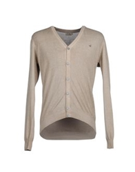 Brooksfield Cardigans Khaki