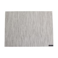 Chilewich Bamboo Rectangle Placemat Chalk