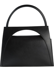 J.W.Anderson J.W. Anderson Geometric Top Handle Tote Bag