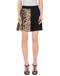 Fausto Puglisi Skirts Mini Skirts Women Black