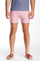 Parke And Ronen Solid Holler Short Pink