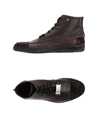 Roy Rogers Roy Roger's High Tops And Trainers Black