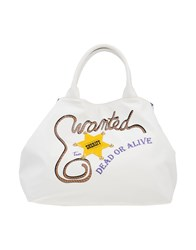 Braccialini Tua By Handbags White