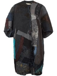 By Walid 19Th Century Chinese 'Repath' Coat Blue