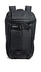 Rvca Voyage Skate Commuter Backpack Black