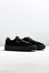 Puma Fenty By Rihanna Men's Velvet Creeper Sneaker Black