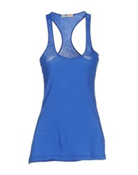 Alternative Apparel Topwear Vests Women Pastel Blue