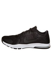 Nike Performance Zoom Train Sports Shoes Black Anthracite White