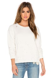 Mother The Big Easy Sweatshirt Cream