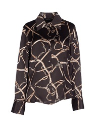 Diana Gallesi Shirts Cocoa