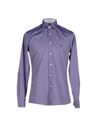 Caramelo Shirts Shirts Men Purple