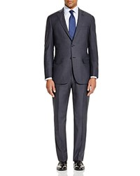 Hart Schaffner Marx Hart Shaffner Marx Platinum Label Pinstripe Classic Fit Suit 100 Bloomingdale's Exclusive Charcoal Pinstripe