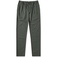 A Kind Of Guise Elasticated Wide Trouser Green